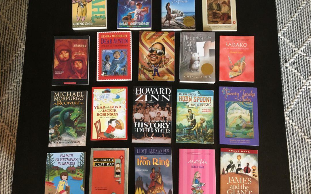 4th Grade Reading Book Bundle – $49