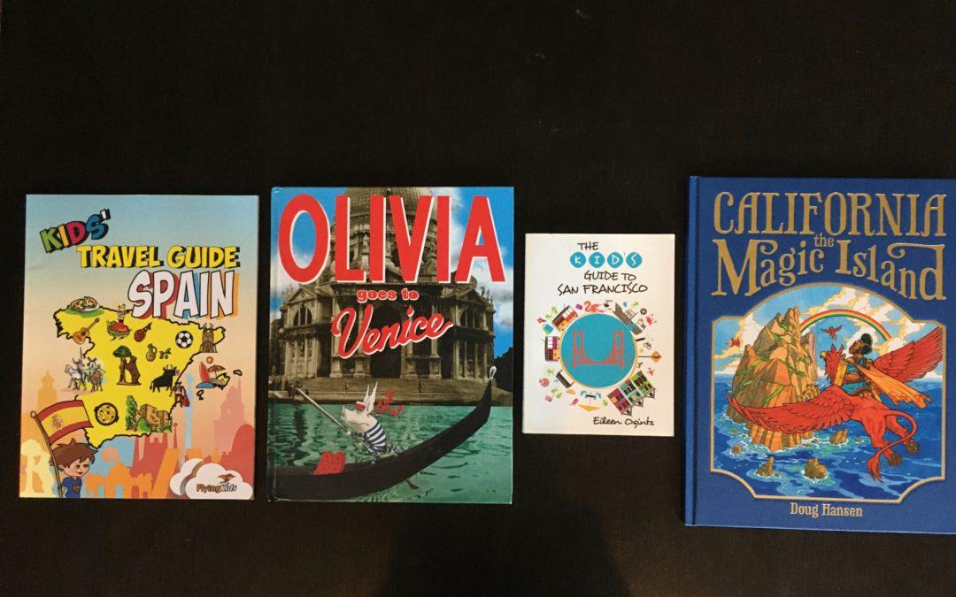Kid's Travel Book Bundle – $5