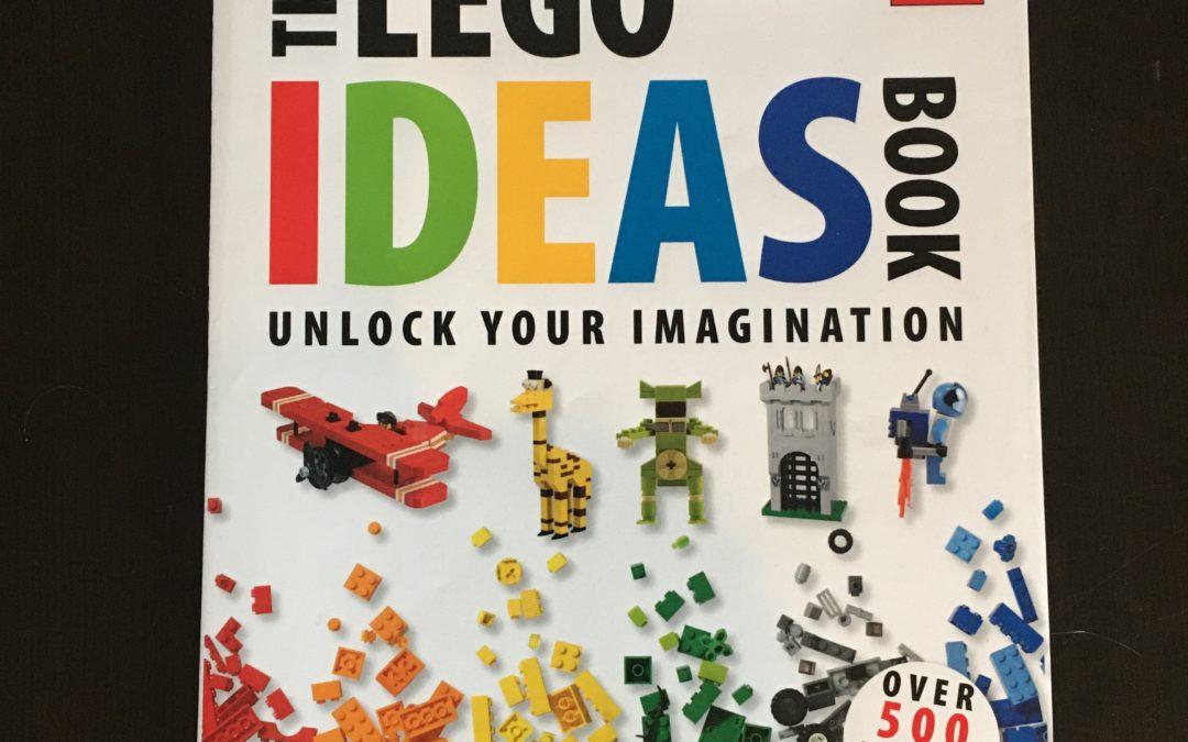 The Lego Ideas Book – $10