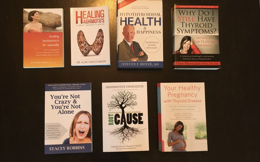 Thyroid Support Book Bundle – $20